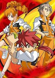 火力少年王动画版(2011)