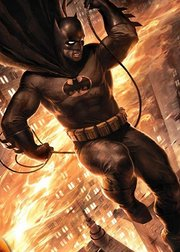 蝙蝠侠:黑暗骑士归来