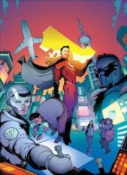 DC超人竟是中国上海人?
