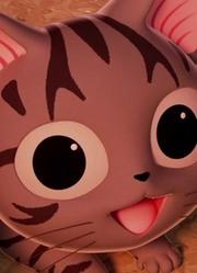 小猫穿越到异世界 小琪路痴真丢猫的面子