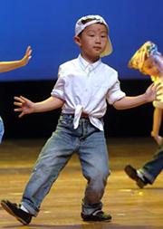 六一儿童节舞蹈表演