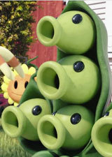 3D版植物大战僵尸