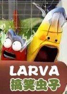 larva搞笑虫子
