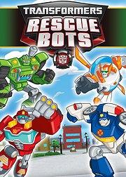 变形金刚:救援机器人第3季