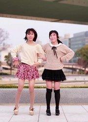 【にぃま&海衣】ビバハピ