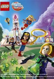 乐高DC超级英雄美少女