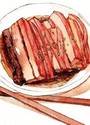 【平安夜】【圣诞节】《你的扣肉》by坞芥草工作室