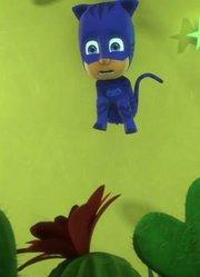 废睡衣小英雄 第20集 猫小子与小小忍者