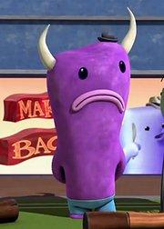 罗巴与紫怪怪