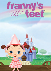 弗兰妮的神奇靴子旅行 英文版