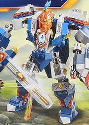 乐高未来骑士团 玩具