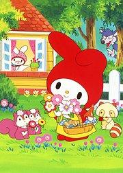 美乐蒂之小红帽