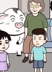 猪屁登:家庭教育太重要!这祖孙倆估计被大家气的够呛!
