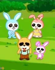 酷宝家族之小兔西欧