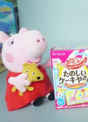 小猪佩奇食玩故事