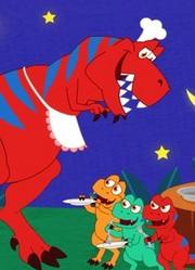 碰碰狐 英语恐龙儿歌