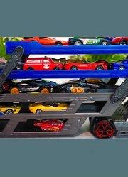 开心玩具汽车世界