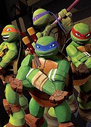 忍者龟第1季