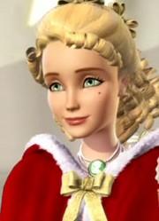 芭比之圣诞欢歌系列 英文版
