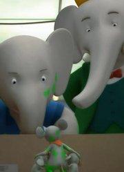 大象巴巴和小象巴豆 TV英文版