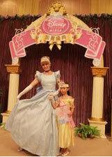 2010年迪士尼小公主梦幻加冕典礼