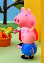 小鱼:小猪佩奇与玩具故事