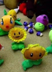 植物大战僵尸玩具故事