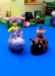 超级妈妈玩具宝箱 第4集 魔法飞行小伙伴