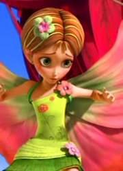 芭比之花仙子系列 英文版