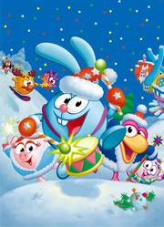 瑞奇开心球圣诞专辑 英文版