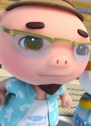 猪猪侠之竞球小英雄 那些热血感动的语录