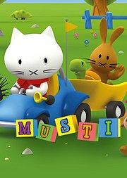 小猫米思蒂英文版