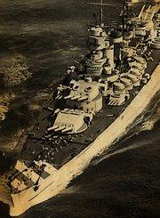 二战传奇:最萌战列舰