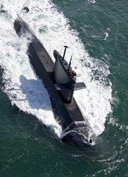 水下地狱二战潜艇战