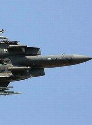 大难不死的F15