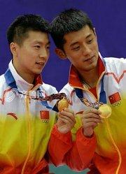 乒乓球在中国