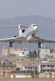 中国侦察机靠近朝鲜半岛