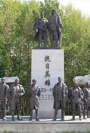 日本关东军要塞