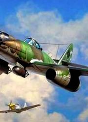 二战中最强战机空中决战!盟军P51对德国Me262,谁是最终胜利者?