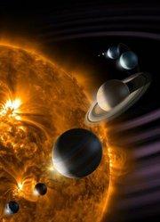 BBC:太阳系的秘密预告