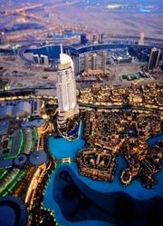 迪拜:奇迹还是镜中月