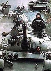 珍宝岛T62坦克传奇