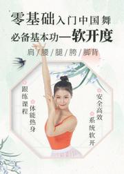 零基础入门中国舞必备基本功—软开度教学