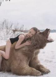 美女与野兽的畸形之恋