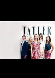 走进《尚流TATLER》:英国奢华时尚指南
