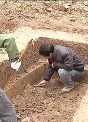 男尸千年不腐解剖后脑神经都能清晰可见却不符合其他古墓特征