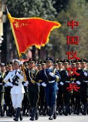 请您检阅-中国仪仗兵3