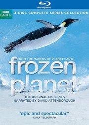 BBC冰冻星球