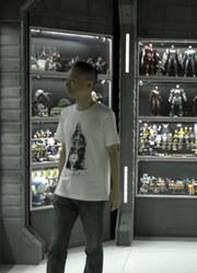 他痴迷手办,梦想在重庆建一个博物馆!