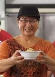 台湾系列:她的古早面
